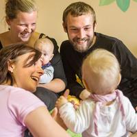 Der Internationale Tag der Familie am 15. Mai und das Netzwerk Gesunde Kinder würdigen jede Form des familiären Miteinanders. (Foto: Netzwerk Gesunde Kinder)