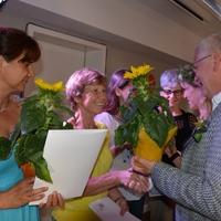 Beim jährlichen Sommerfest werden die neuen Paten offiziell begrüßt (Fotos: Anne Herrmann)