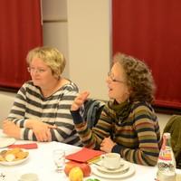 Zwillings- und Mehrlingstreffen 2019 - Andrea Noack und Carola Skiba Foto: Peggy Wendt (Bild: 9/17)