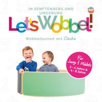 Wobbelturnen - Kids für Kinder im Alter von 2-4 Jahren + Mama oder Papa
