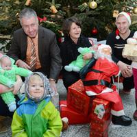 Spendenübergabe der Stiftung Gesunde Kinder 2015 in der Sparkasse Niederlausitz (Fotos: Steffen Rasche) (Bild: 2/3)